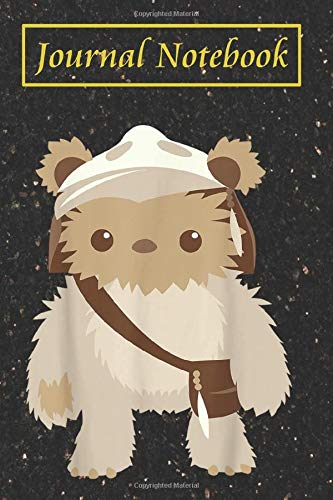 Fathers Day Journal Notebook - Lumat Ewok Cute Cartoon Warrior: 2020 Father's Day Gift ... To Write feelings, ideas and AWFUL DAD JOKES!