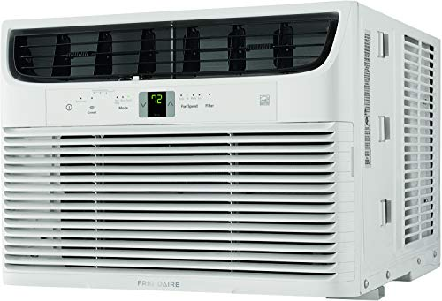 Frigidaire FHWW103WBE Smart Window Air Conditioner with Wi-Fi Control, White
