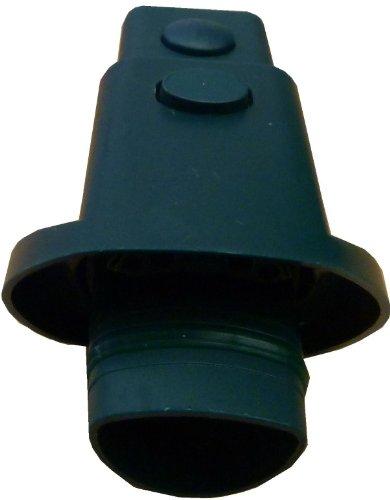 Mister vac A215 Adapter oval auf Wappen geeignet Vorwerk Kobold VK 118, 119,120, 121, 122 Tiger 250, 251