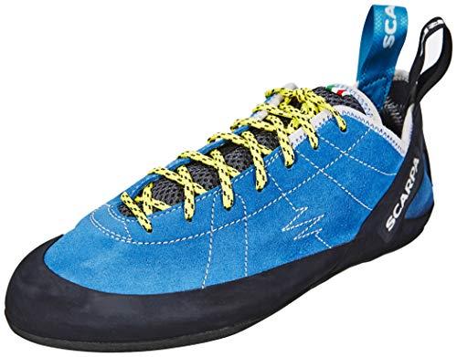 Scarpa Helix Kletterschuhe Herren Hyper Blue Schuhgröße EU 39,5 2021 Boulderschuhe