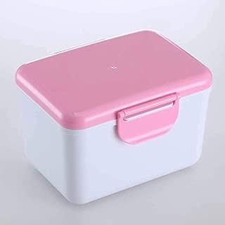 Lait En Poudre Voyage Bo/îte De Rangement Avec Scoop ZXCAM Distributeur De Lait En Poudre Conteneur Alimentaire Scell/é Portable Pour Le lait En Poudre