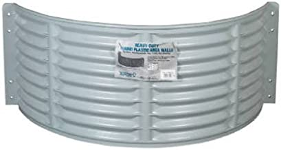 AMERIMAX HOME PRODUCTS 75208 18-Inch Plastic Area Wall