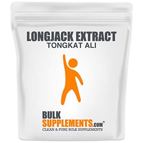 BulkSupplements Longjack Extract 100:1 Powder (100 Grams)