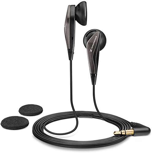 MX375 Kopfhörer In-Ear Ohrhörer Schwarz