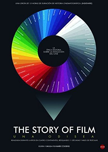 The story of film (THE STORY OF FILM. EDICIÓN PLÁSTICO, Spanien Import, siehe Details für Sprachen)