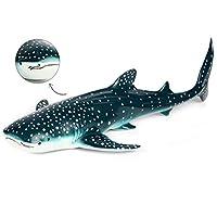 Sefod 動物モデル 海洋動物モデル 子供おもちゃ ジンベイザメ ザトウクジラ ヒゲクジラ.セミクジラ リアル モデル 動物おもちゃ アニマル 人形 模型 飾り 玩具 誕生日 贈り物 クリスマス 子供