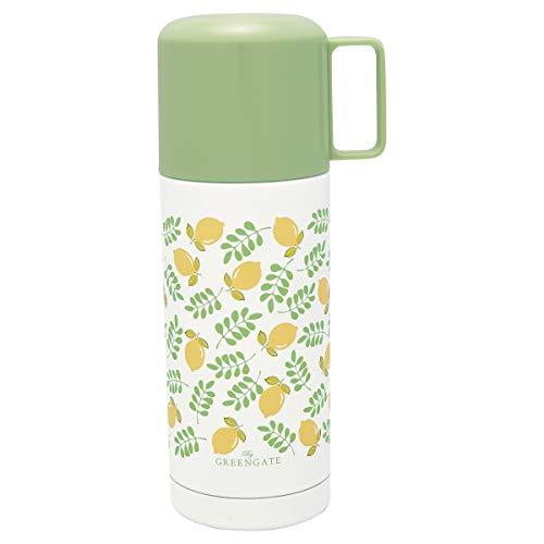 GreenGate THEBOT035LLMP0104 Limona Thermoflasche Petit White 350 ml (1 Stück)