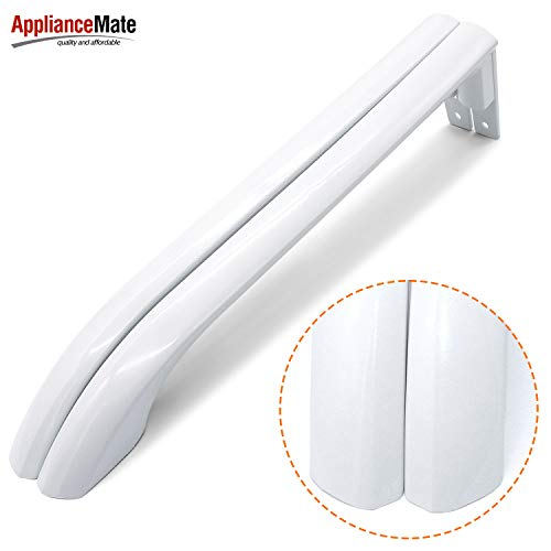 Appliancemate 5304486359 Refrigerator Door Handle For Frigidaire Slope,Left&Right
