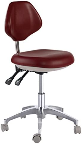 APHRODITE Same day shipping Dental Mobile sold out Chair Doctor's Dentist PU Leather Stool