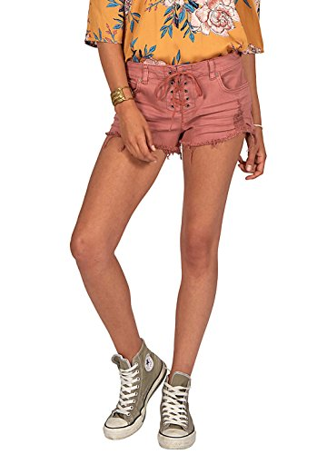 G.S.M. Europe - Billabong Lite Hearted Hose, Donna, Lite Hearted, Sunburnt, L