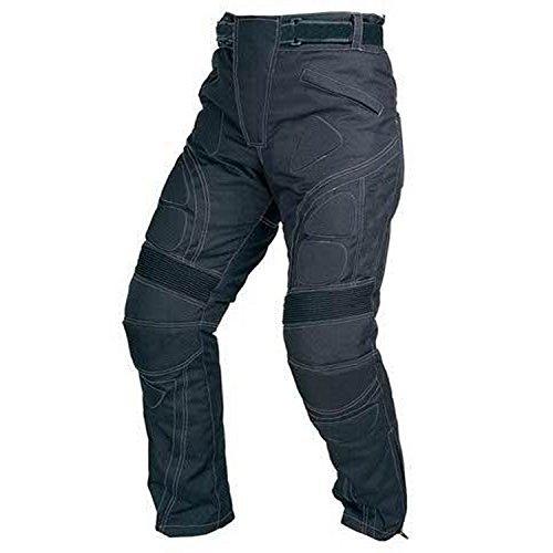 Preisvergleich Produktbild Juicy Trendz® Herren Motorradhose Textil Bikerhose Motorrad wasserdichte Pants mit Protektoren