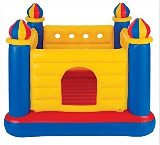 Kids Inflatable Bouncy Castle Bouncing Bouncer Jumper Indoor Outdoor Activity, 48259