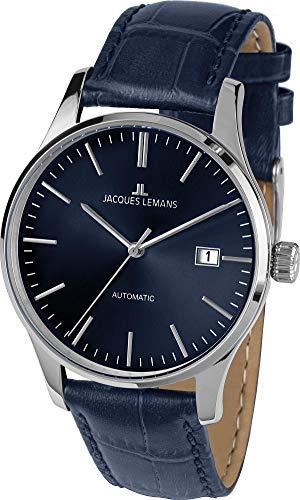 Jacques Lemans London 1-2073D - Reloj de pulsera automático