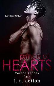 Prince of Hearts: Nicco and Ari Duet #1 (Verona Legacy)