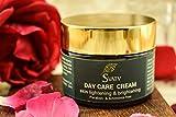 SVATV Crema sin parabenos y amoníaco para todo tipo de piel: 50 g. Hecho en la India (crema de cuidado diurno)
