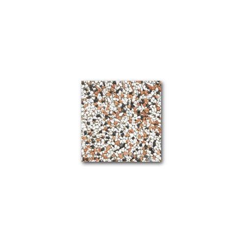 Metroquadrocasa Piastra Base 50x50 cm graniglia Cemento Vari Colori per ombrellone Giardino casa, Fantasia