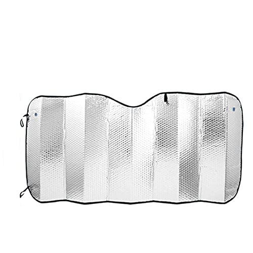 Acan Parasol para Coche de Aluminio para Cristales de Medida 75 x160...