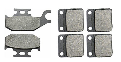 08 grizzly 450 brake pads - 3