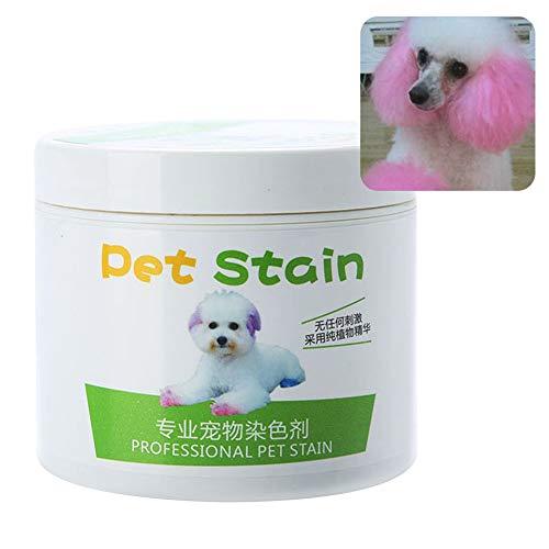 AchidistviQ 100 ml Professionelle Haustierflecke, antiallergisch, für Katzen und Hunde, Haarfarbe