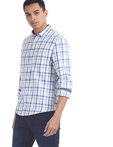 Cherokee by Unlimited Men's Slim fit Casual Shirt