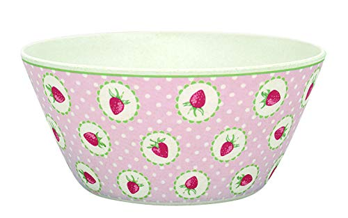 GreenGate - Schlale - Schälchen - Bowl - Strawberry/Erdbeere - Ø 14,7 cm