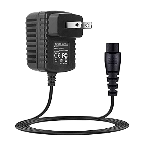 Power Cord for Remington Shaver PA-1204N F5-5800 F7800 F5800 F5790...