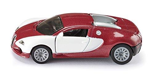 Siku - 1305 - Véhicule sans piles - Bugatti EB 16.4 Veyron - 1,64 ème