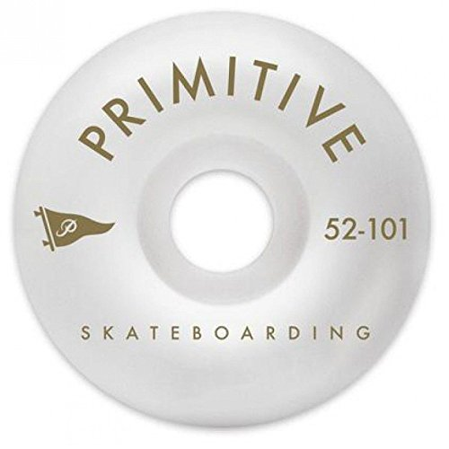 PRIMITIVE WHEELS (JEU DE 4) PENNANT ARCH TEAM GOLD 52MM