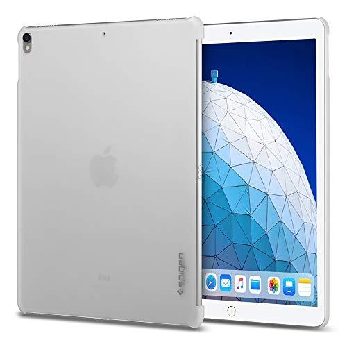 Spigen Capa fina projetada para iPad Air 3 (10,5 polegadas 2019), iPad Pro 10,5 capa (2017) - Pai, Soft Clear