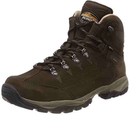 MEINDL Unisex Ohio 2 GTX Trekking- & Wanderstiefel, Braun (Mahagoni 39), 46 EU