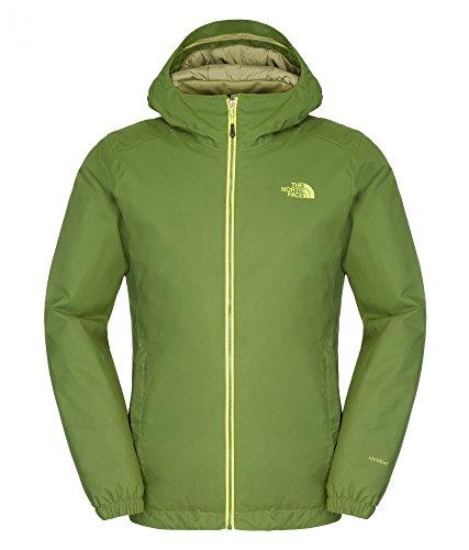 The North Face Quest Veste Hardshell pour Homme Scallion Green XS