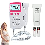 Doppler Fetal Monitor,Baby Heart Monitor for Pregnancy Prenatal Monitoring Devices for Pregnancy Mom Gifts