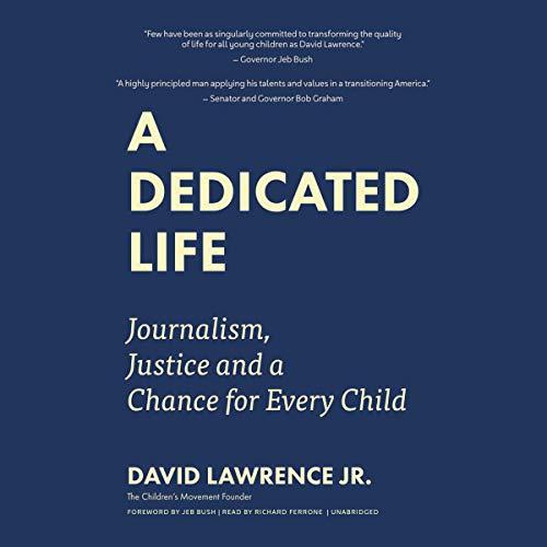 A Dedicated Life audiobook cover art