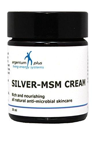 argentum plus - Silver-MSM Cream 30 ml