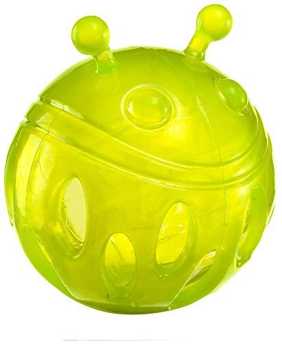 Ferplast Pa 6450, Brinquedo Bola para Cães, Sortido, com Anteninhas e Apito, Borracha Termoplástica Ferplast para Cães, Variado