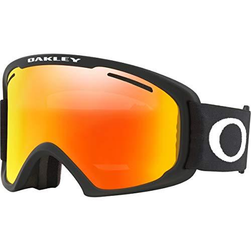 Oakley OO7045-45 O Frame 2.0 XL Matte Black Fire Persimmon