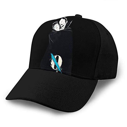Beatysk Queens of The Stone Age Gorra de b¨¦isbol de Moda Sombrero de Pap¨¢ Sombrero para el Sol Gorra Ajustable Deportes al Aire Libre para Hombres y Mujeres
