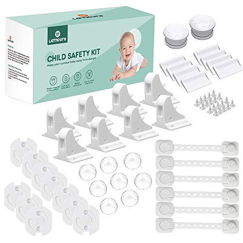 Kindersicherung Eckenschutz Schrankschloss Steckdosenschutz Kindersicherheit