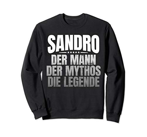 Name Sandro Sweatshirt