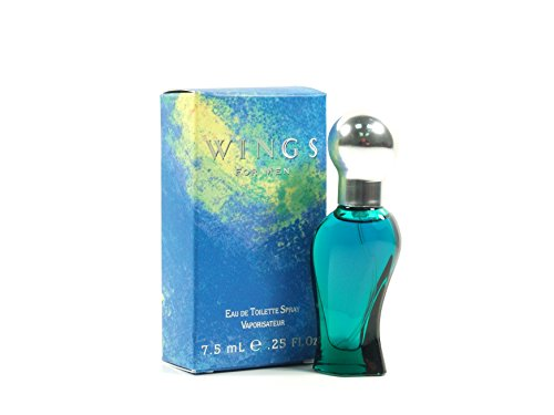 WINGS by Giorgio Beverly Hills EDT SPRAY .25 OZ MINI WINGS by Giorgio Beverly Hills EDT SPRAY .25 O by Giorgio Beverly Hills