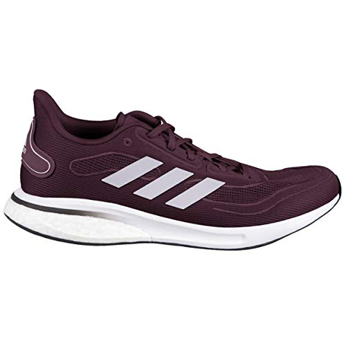 adidas Supernova Shoe - Men's Running Team Maroon/Silver Metallic/Core Black