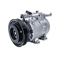 ACコンプレッサーとA/C Clutch CO 10980C 977011G010 2006~2011年式Kia Rio 1.6L、2006-2011年式Kia Rio5 1.6L用