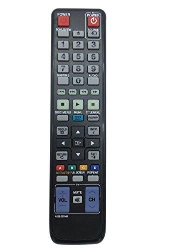 Vinabty replaced Blu-Ray Fernbedienung AK59-00104 fit f¨¹r Samsung BLU-RAY BD-P4600 BD-C5500 BD-C6900 BD-C7500 BD-C6500 BD-C5300 BD-C6800 BD-C5900