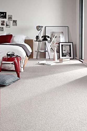 RugsX Alfombra Trendy a Cualquier Interior, Salón, Dormitorio, Blanco, 300x400 cm