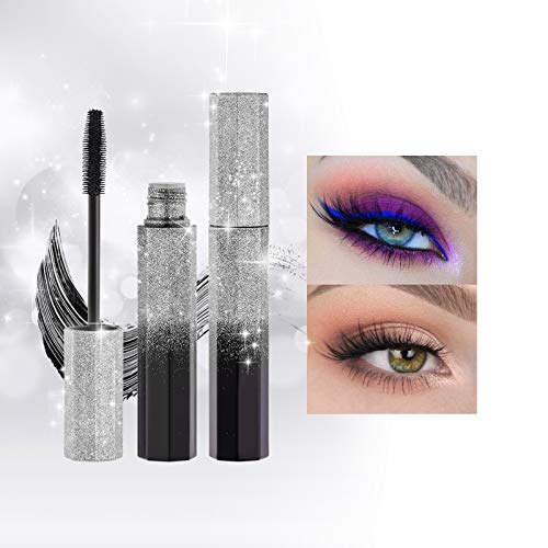 Mimore Starry Mascara Longer & Thicker Lashes Curl Waterproof Kein blühendes volumizing Mascara Wischfestes Wimpern-Make-up für empfindliche Wimpern-Mascara (13)