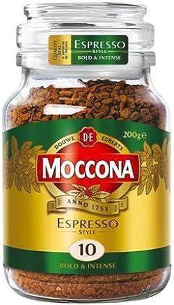 Moccona Espresso Style Freeze Instant Coffee 200gm