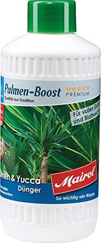 Mairol 9045 Boost Palmen-und Yucca-Dünger Liquid 500 ml