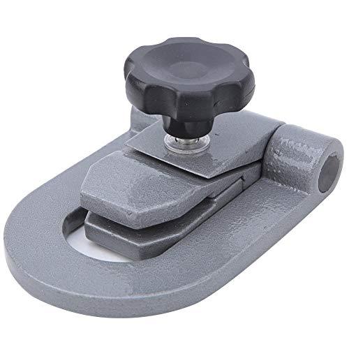 【𝐂𝐡𝐫𝐢𝐬𝐭𝐦𝐚𝐬 𝐃𝐞𝐚𝐥𝐬】Mikrometerständer, 0-100 mm verstellbarer Stahlmikrometerfuß zur Bearbeitung der Kalibrierung von Werkstückmessgeräten(0-100mm)