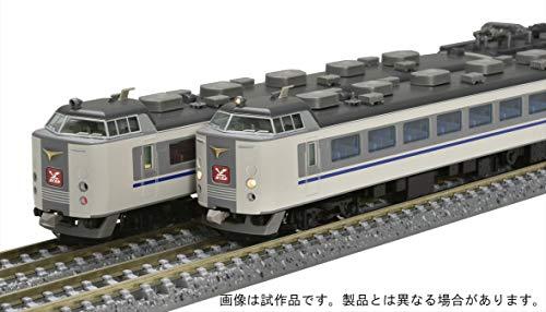TOMIX Nゲージ 485系特急電車 はくたか 増結セット 4両 98408 鉄…