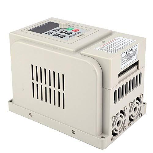 220 VAC Einphasen-Frequenzumrichter VFD-Drehzahlregler for 3-Phasen-Wechselstrommotoren mit 2,2 kW Frequenzumrichter